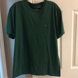 Tommy Hilfiger dark green T-shirt size Large